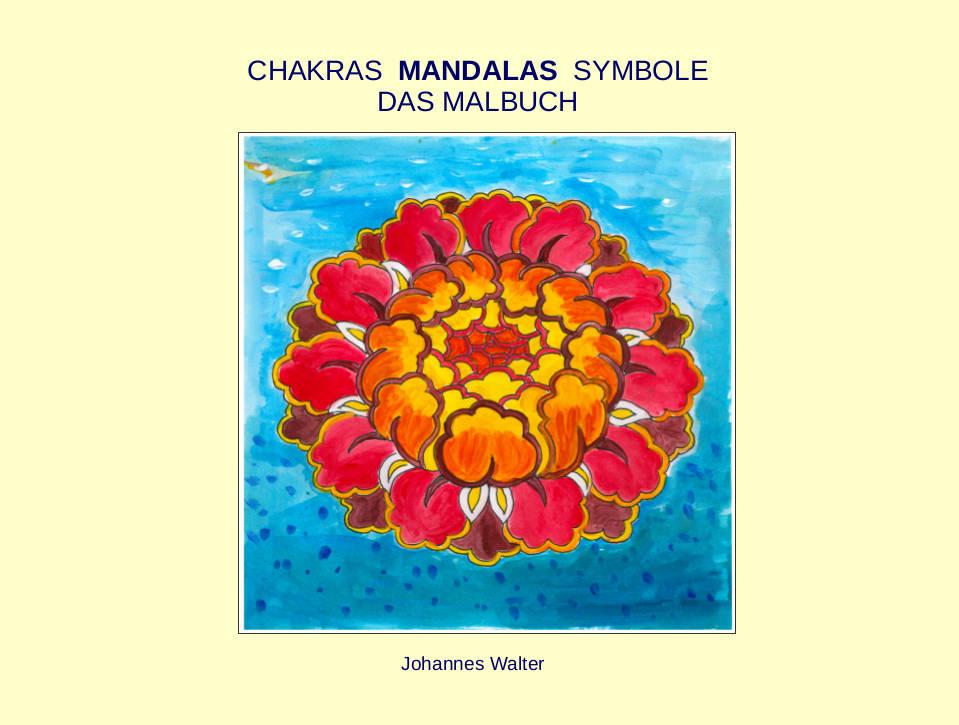 Mandala-Malbuch